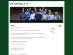 Club der Sportschtzen e. V. Gttingen