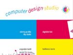 computer design studio - DTP, grafika, digitalizace, tisk, elektronické knihy