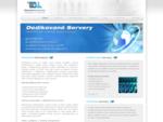 DataNetworks - Dedikovane servery, Virtualne servery, Serverhousing