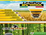 Cea Agrimix - Fiere agricole - Produzione di Spandiconcime centrifughi, interratori di concime, ...