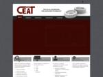 CEAT es una empresa mexicana. Desarrolla de proyectos integrales de ingenieria en modelado de soli