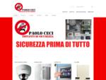 Ceci Paolo Impianti | Impianti di sicurezza Martinsicuro