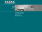 CEDEA - průmyslový a grafický design