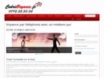 VOYANCE GRATUITE | ORACLE DE BELLINE | AVENIR PAR TELEPHONE