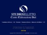 CED di Antonio Sellitto Consulenza del lavoro - CAF - Patronato - Sicurezza sul lavoro - Rintraccio