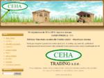 CEHA trading s. r. o. - zahradní domky - Hlavní strana
