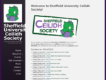 Sheffield University Ceilidh Society