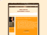 Marco Vincenzi Clavicembalista e organista - harpsichord and organ 	player - Home page