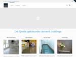 Cemtec, de fijnste gekleurde cement coatings voor vloeren, muren, zwembaden, terrassen en meubil