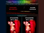 Compagnia Teatrale Cenacolo dei Giovani Firenze