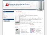 Central Assistência Técnica - Aquecimento central, Caldeiras, Esquentadores e Ar condicionado