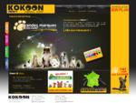 Kokoon Animal Shop - Aliments et accessoires pour chiens, chats, rongeurs, oiseaux, chevaux et a