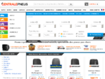 Centrale Pneus pneu pas cher, pneus auto en ligne, pneu discount