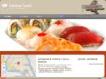 CENTRAL SUSHI - 3 rue chifflet, Besancon, 25000 - Livraison de repas