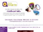 Centre Energie Bio Cholet soins corps visage, bien être et minceur