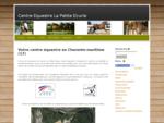 Centre équestre la Rochelle, Aytré, Angoulins en Charente-Maritime (17)