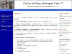 Consultations psychiatrie et Theacute;rapies Cognitives Comportementales