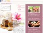 Centro massaggi - Aprilia - Latina - Genesi