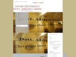 Studio Dentistico Dott. Adriano Orsini