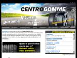 Centro Gomme Palermo, vendita ed assistenza tecnica di pneumatici per auto e moto delle migliori ma