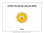 Centro Social de Leccedil;a do Balio
