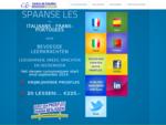 Centro de Estudios is een taalinstituut waar u taalcursussen kunt volgen. Voor vertalingen van docu