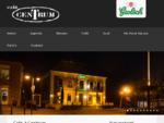 Café 039;t Centrum | Voor een gezellig avondje uit!