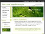 Centrum psychoterapie Praha | Psychoterapeutické poradenstvà
