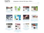 Développement Web CeolYs - Intégrateur Internet PHP, Ajax, Web 2. 0, HTML5 ...