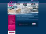 Mobilier de bureau professionnel, mobilier call center, mobilier scolaire, mobilier pour ...