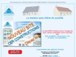 Constructeur de maisons individuelles en Normandie, CER constructions - Barentin - 76.
