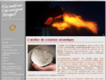 Formation céramique, stages poterie, raku