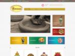Ceramica Artistica La maiolica Accessori bagno Lampadari Ceramica da tavola sicilia - BEVILACQUA