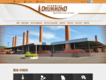 Cerâmica Drummond - Telhas e Tijolos Cerâmicos - Capinópolis, MG