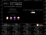 Ceramiche F. L. Orgia - Italian pottery, bassano ceramics, italian ceramics, ceramica di bassano