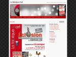 La fabrique d039;art | Galerie d039;art, stages créatifs et chambres d039;hà´tes à ...