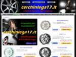 Cerchi In Lega In Vendita Online Delle Migliori Marche A Prezzi Speciali - Cerchinlega17. it