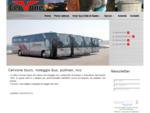 Noleggio pullman Cervone affitto bus turistici ncc Gaeta Formia Sperlonga Itri