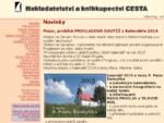 Knihy nakladatelství CESTA - novinky