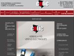 CETIC - Verins électriques, couronnes orientation, soufflet protection