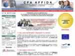 Centre de Formation d'Apprentis - CFA AFFIDA - Val d'oise 95 - Yvelines 78