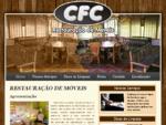 CFC Restauração de Móveis - Laqueação, Laca Manchada, Laca Chinesa, Pátina, Mogno Inglês, Lustração,
