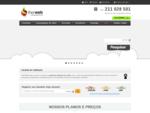 Hospedagem de Websites e Registro de Domínios