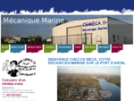 28 ans d'expérience en mécanique marine au service des plaisanciers - Sarl CG Meca Mécanique Marine