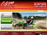 CGM Motorcycles - Gisborne