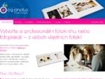 CG Photo – Originální fotokniha, fotoplakát a fotokalendář