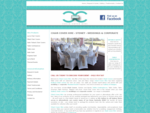 Chair Covers Sydney | Chair Cover Hire wedding and corporate events