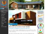 Construction chalet Ossature bois Permis construire Extension maison k - arcassonne 11 Nicirc;mes 3