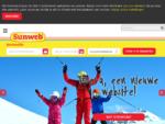 Wintersport 2014 boeken - Sunweb Wintersport