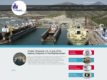 CHALKIS SHIPYARDS SA, Greece Dry-Docking, Repairing, Building Conversion Works